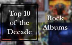 Top 10 Rock albums of the 2010s