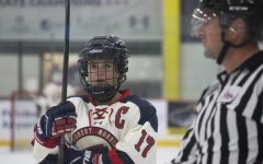 Women's hockey blanks Lindenwood 3-0