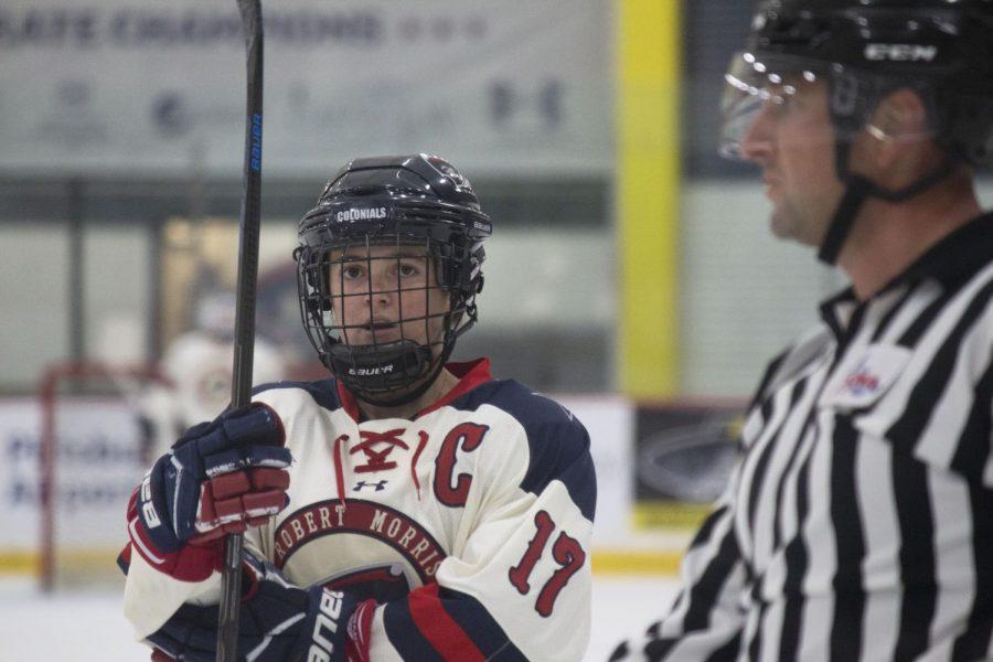 Womens hockey blanks Lindenwood 3-0
