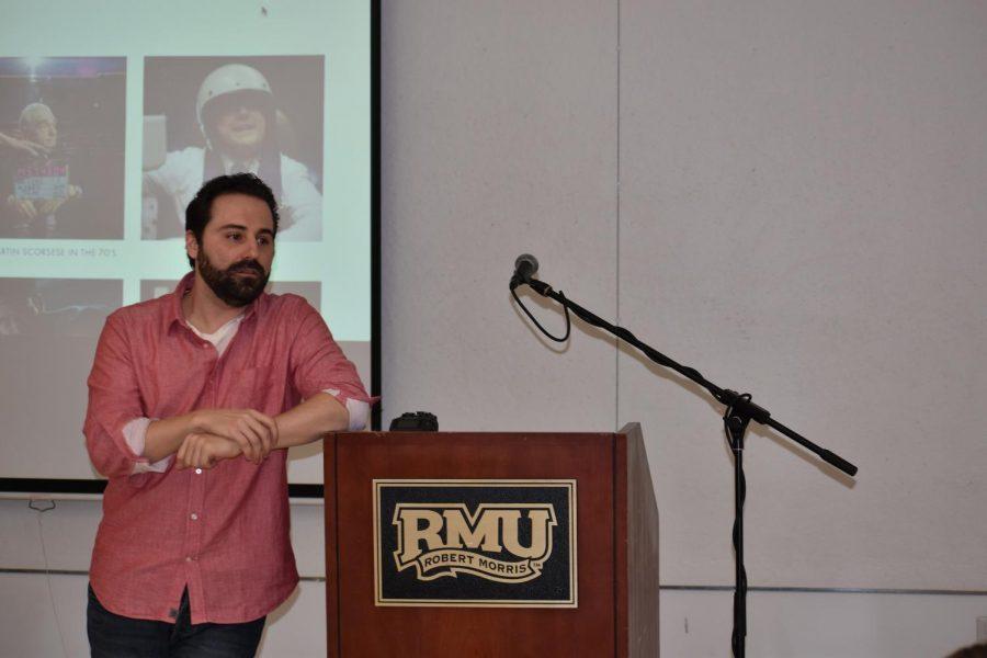Brad Grimm - RMU Alum, DP, Writer