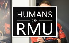 Humans of RMU - The Esports Coach