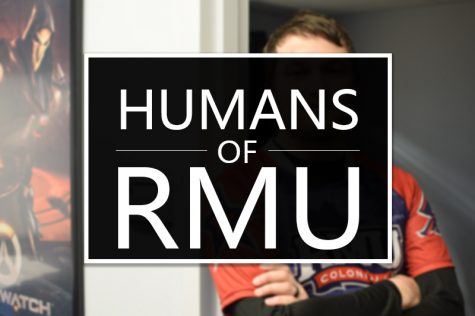 Humans of RMU – The Esports Coach
