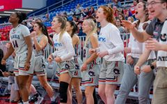 Colonials roll to ninth consecutive victory with win over CCSU