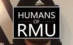 Navigation to Story: Humans of RMU: The Rapper