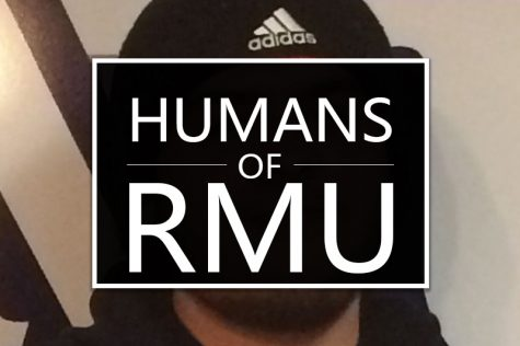 Humans of RMU: The Rapper