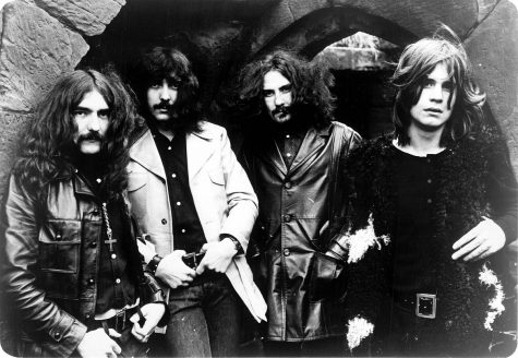 While Black Sabbath's music may be different, you can see the influences of their sound, and possibly appearance, in today's artists. From left to right: Geezer Butler, Tony Iommi, Bill Ward, Ozzy Osbourne.