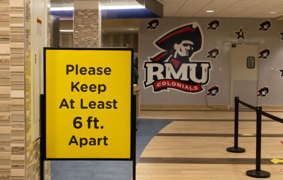 RMU+student+workers+reflect+on+changes+to+dining+services