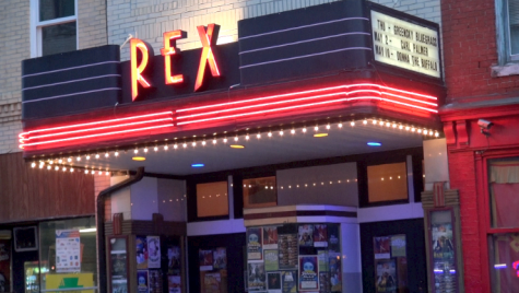 The Rex Theater Will Close Its Doors