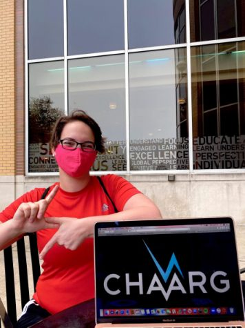 Students can get CHAARG'd up and empowered at RMU