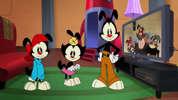"Review: ""Animaniacs"" (2020)"