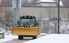 RMU's John Tucci Discusses Snow Clean Up Around Campus