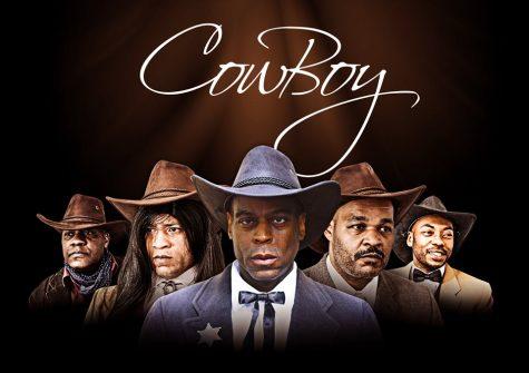 Layon Gray's 'Cowboy' tells story of Bass Reeves
