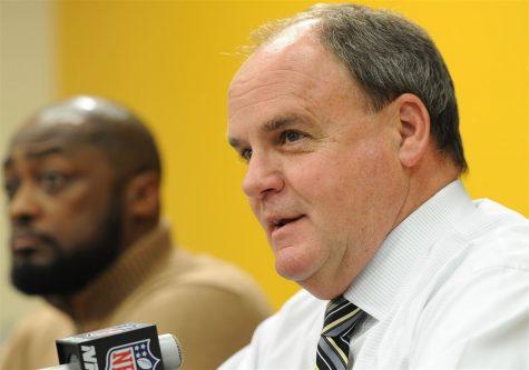 Steelers GM Kevin Colbert steps down from RMU Board of Trustees