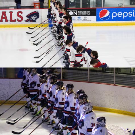 Robert Morris University to discontinue Division I hockey programs
