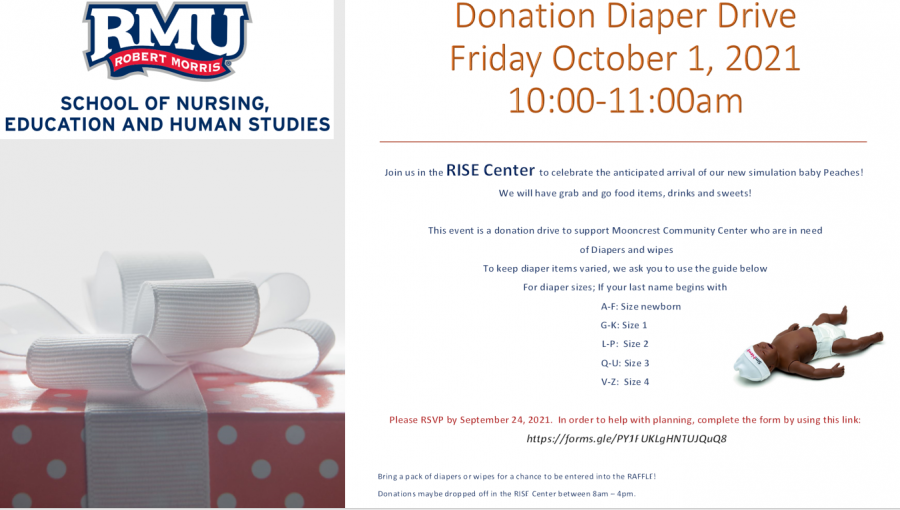 RMU to Host Diaper Drive