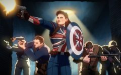 What If...? recreates iconic moments from the MCU in an animated format Photo credit: The Walt Disney Company