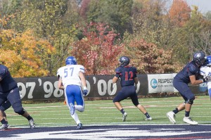 Football: RMU vs Central Connecticut State