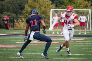 Football: RMU vs Dayton