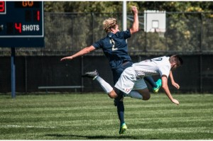 Men's Soccer RMU vs George Washington