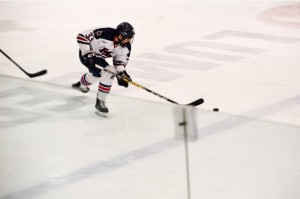 Men's Hockey: RMU vs. RIT Saturday