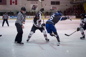 Men's Hockey: RMU vs Air Force