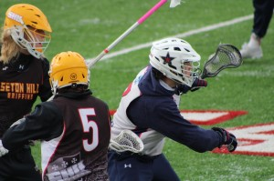 Men's Lacrosse Exhibition Game