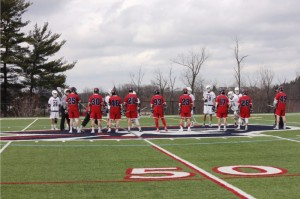 Men's Lacrosse: RMU vs Detroit Mercy