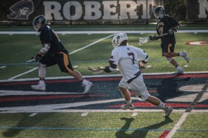 Men's Lacrosse: RMU vs Canisius