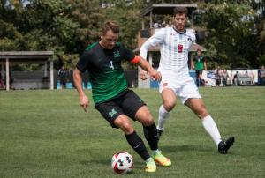 Men's Soccer: RMU vs Marshall