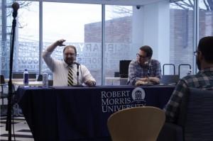 Professor's Podcast