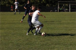 Men's Soccer: RMU vs Pitt