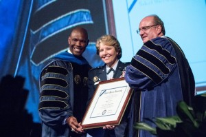 The Inauguration of Dr. Christopher B. Howard
