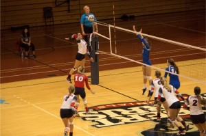 Volleyball: RMU vs Central Connecticut