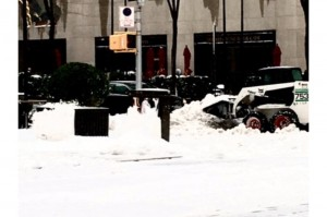 Winter Storm Stella in NYC