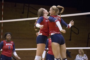 Women's Volleyball: RMU vs Fairleigh Dickinson
