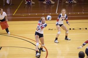 Women's Volleyball: RMU vs Sacred Heart