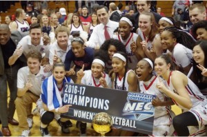Women's Basketball: NEC Finals