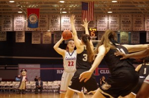 Women's Basketball: RMU vs Bryant