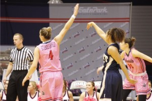 Women's Basketball: RMU vs Mount Saint Mary