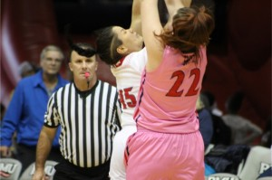 Women's Basketball: RMU vs Sacred Heart
