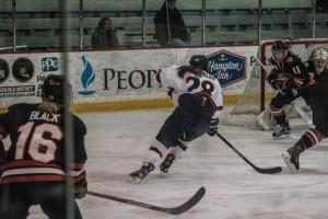 Women's Hockey: RMU vs RIT
