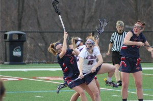Women's Lacrosse: RMU vs St Mary's