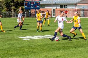 Women's Soccer: RMU vs Canisius