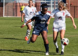 Women's Soccer: RMU vs Mount St. Mary's
