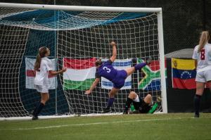 Women's Soccer: RMU vs Niagara