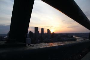 Sunrise from Mt. Washington