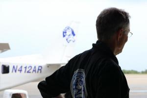 PAART's Pilot, Pete Lehmann