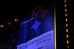 Stronger Than Hate Delta Foundation of Pittsburgh