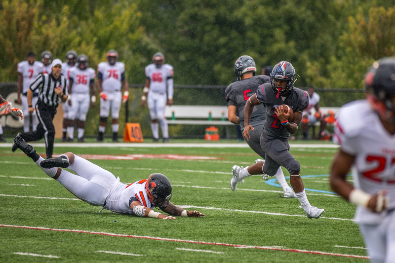 RMU Football vs Virginia State